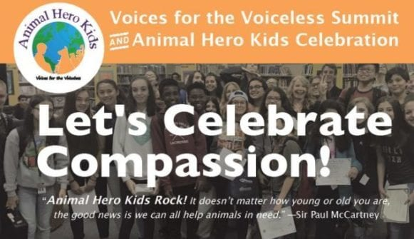 animal her kids lets celebrate compassion