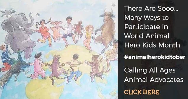 Animal Hero Kid Month